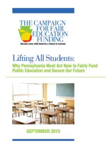 CFEF Report